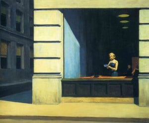 Edward Hopper Paintings