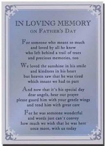 Fathers Day In Heaven Quotes 7