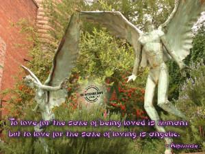 Angelic Love Graphic