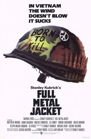 Full Metal Jacket (Remastered) (1987) - BRrip / VOSE