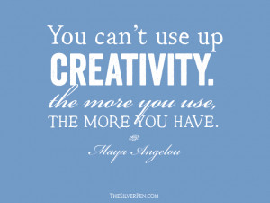 Silver Lining Quotes: Creativity