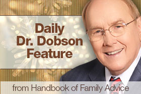 by Dr. James Dobson