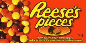 Reese's Pieces: