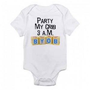 Funny Newborn Clothes - Top 10 Hilarious Onesies!