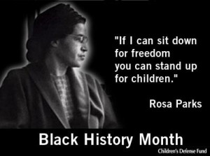 rosa parks amazing quote