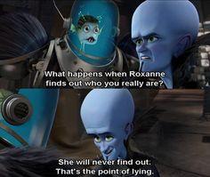 Disney DreamWorks Megamind