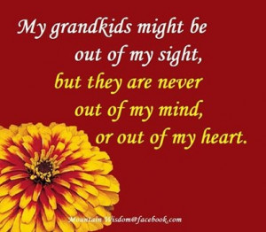 Missing Grandchildren Quotes My grandkids