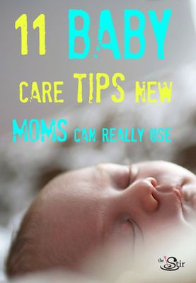 The Most Useful Baby Advice New Moms Will Hear