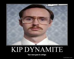 Kip Napoleon Dynamite Quotes