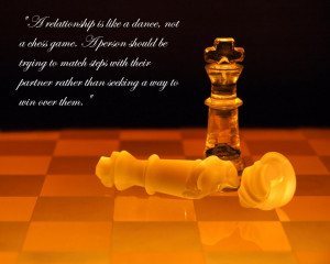 Misc - Motivational Game Games Chess Love Quote Wallpaper