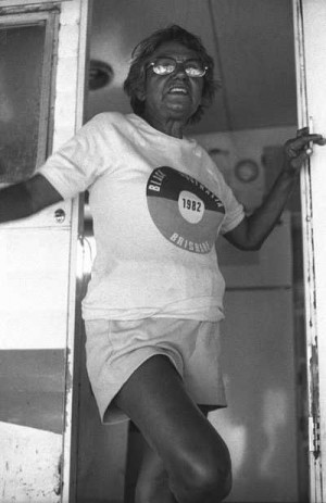 Fig.5 : Oodgeroo Noonuccal (Kath Walker) - Poet, activist ...