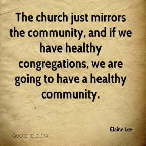 Quotes About Going to Church