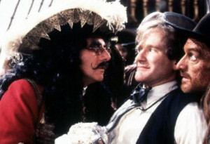 Hook - Captain Hook, Peter and Pirate