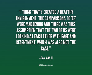 Healthy Environment quote #2