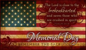 Remember the Sacrifice Ecard
