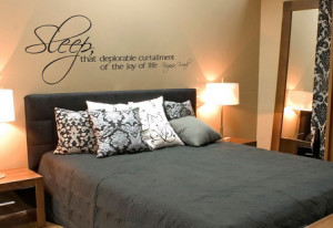 Bedroom Quotes For Walls Quotes Wall Art Decals