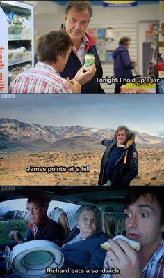 adore Jeremy Clarkson, James May, & Richard Hammond ♥3 More