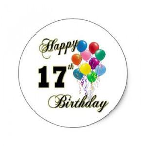 Happy 17th Birthday SheaShea!!
