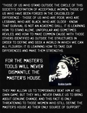 Audre Lorde Quotes Audre lorde