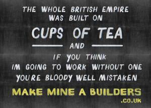 Make Mine A Builders