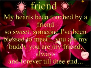 Good Friend Quotes And Sayings Famous quotes 4u- friend