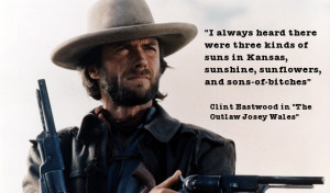 Clint Eastwood Quote