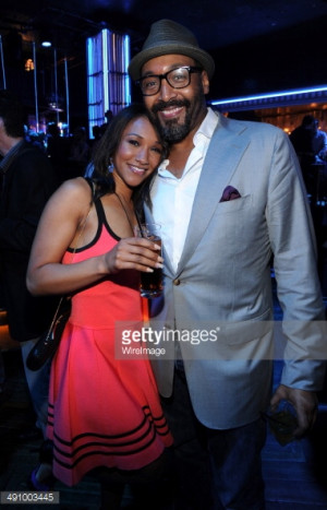 News Photo Exclusive Coverage Candice Patton and Jesse L