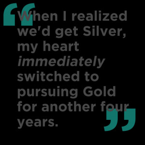 Volleyball Quotes For Blockers Quote silver png