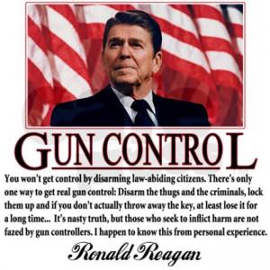 Ronald Reagan On Gun Control Iimgurcom