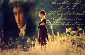 Pride And Prejudice Quotes Wallpaper Pride and prejudice wallpaper