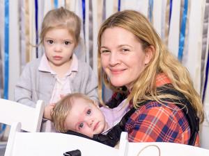Drew Barrymore & Daughters