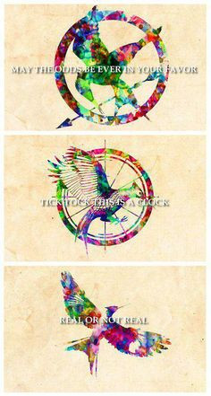 Famous Quotes From The Hunger Games Trilogy ~ Tribute to The Hunger ...