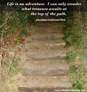 Path Quotes