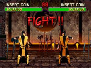 Mortal Kombat 1 Scorpion Stance The original mortal kombat