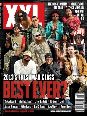 Trinidad Jame$, Chief Keef, Travis Scott, Kirko Bangz were some of the ...