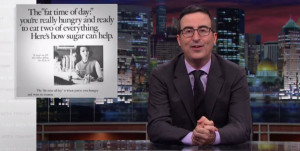 John Oliver Takes On The Sugar Industry In His Latest Hilarious Rant
