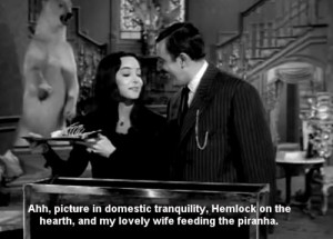 Lifehacks on How to Make Marriage Work from Gomez & Morticia Addams
