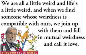 Dr seuss quotes on love and friendship