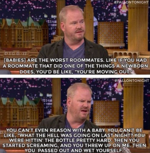 Jim Gaffigan on Babies // funny pictures - funny photos - funny images ...