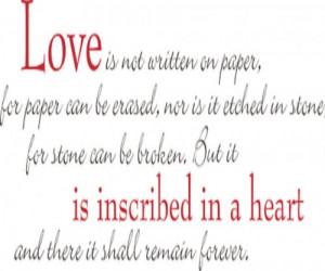 Faith Hope Love Quotes