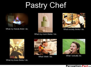 What People Think I Do Meme Chef