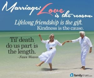 factors to a long-lasting, happy marriage