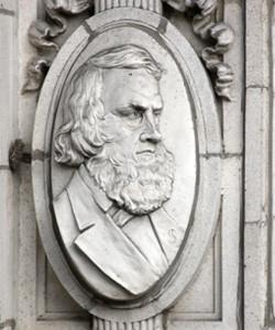 Gideon Welles, Lincoln's Secretary of the U.S. Navy in the Civil War ...