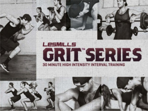 Get Fitter Faster with Les Mills GRIT Series