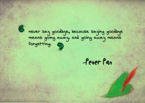 land peter pan quotes never land peter pan quotes never land peter pan ...