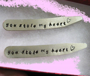 You Stole My Heart Quotes Stays you stole my heart
