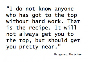 Wisdom from Margaret Thatcher | 12 Inspiring Quotes