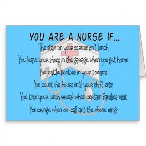 Nursing Student Sayings Nurse sayings you are a nurse