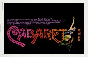 ... la sección visual de cabaret ir a la sección de trailers de cabaret