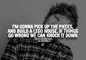ed sheeran quotes and sayings